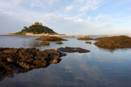 View of St. Michael's Mount