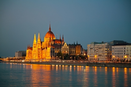 The Lower Danube Waltz cruise with Emerald Waterways takes in cities including Budapest.