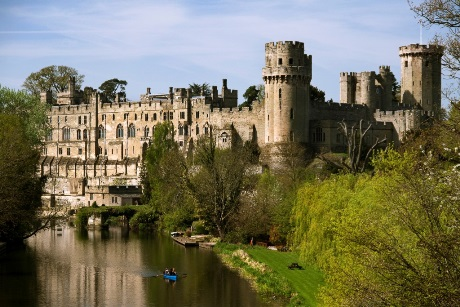The iconic Warwick Castle will stage a new show spectacular this summer