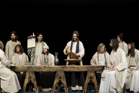 Oberammergau passion Play 2010.