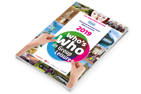 Who's Who in Group Leisure 2019