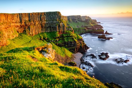 Northern Ireland's new Causeway Coastal Route
