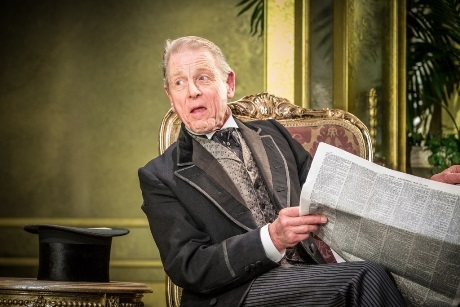 Edward Fox in An Ideal Husband