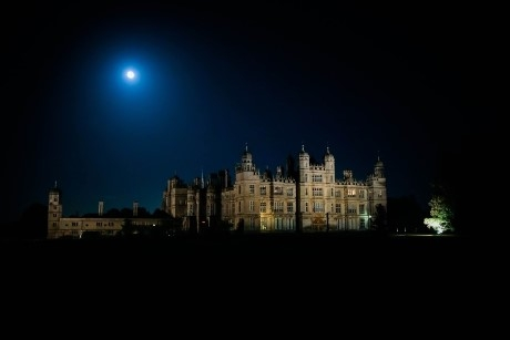 Twilight at Burghley