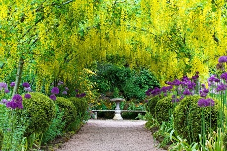 Dorothy Clive Gardens in Shropshire