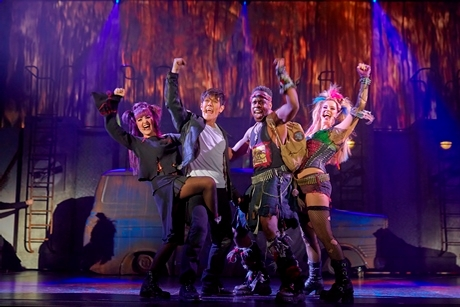 We Will Rock You UK and Ireland Tour