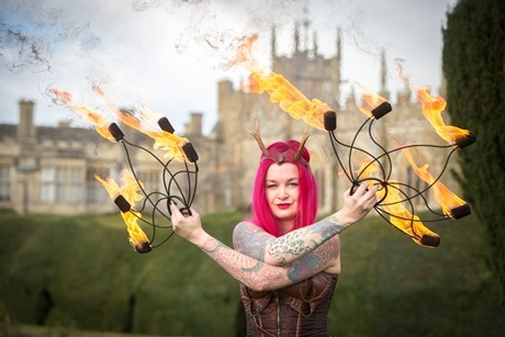 Fantasy Forest Festival is coming to Sudeley Castle