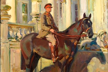 National Army Museum Alfred Munnings