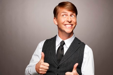 Jack McBrayer to star in Waitress