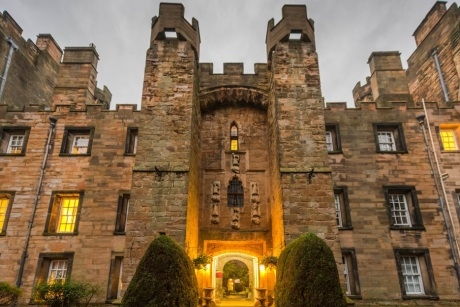Lumley Castle opens escape room