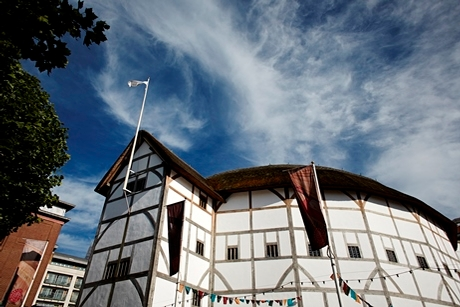 The Shakespeare's Globe Theatre - Credit John Wildgoose