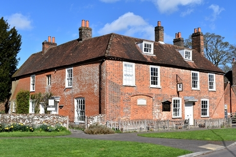 .Jane Austen's House Museum 70th Anniversary