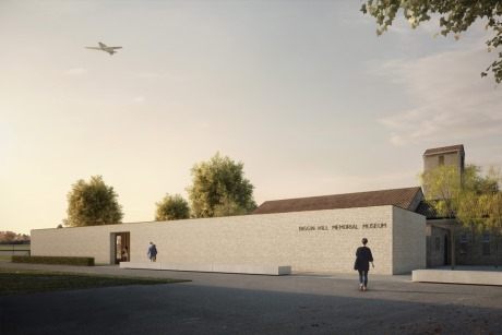 Biggin Hill Memorial Museum to open its doors for the first time