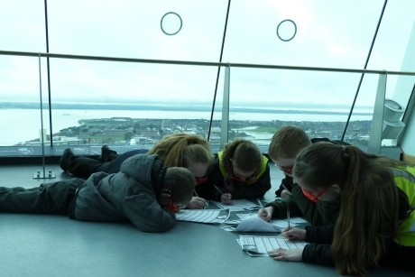 Emirates Spinnaker Tower Announces Half Price School Trips %7C School Travel News