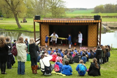 The Warwick Castle Science Fair