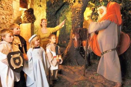 The Canterbury Tales attraction