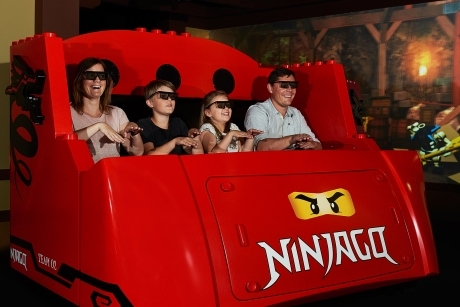 Ninjago at Legoland