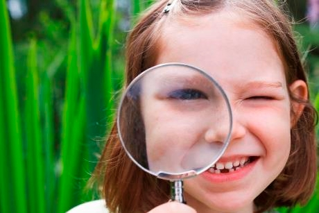 Short sightedness%3B another reason to get kids out of the classroom
