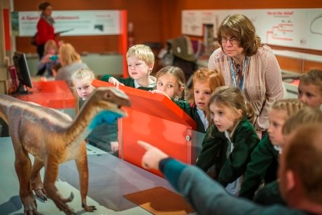 Redfield Edge Primary School Dino Day