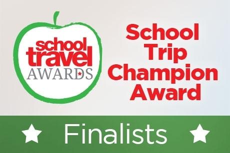 School Trip Champion Award finalists