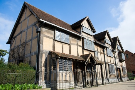 Shakespeare's Birthplace credit Amy Murrell