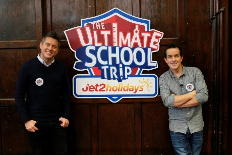 Ultimate School Trip