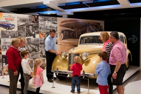 British Motor Museum To Offer New School Opportunities %7C School Travel Organiser %7C British Motor Museum Tour